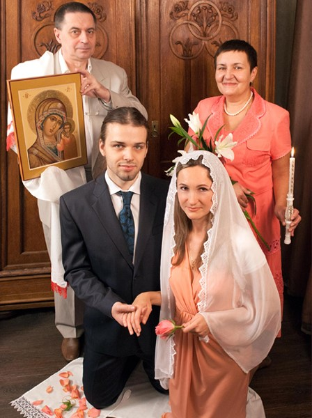 Matchmaking and parental blessing of marriage in Ukraine