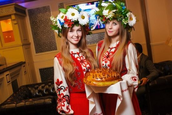 Ukrainian wedding: a mix of traditional culture and modern trends
