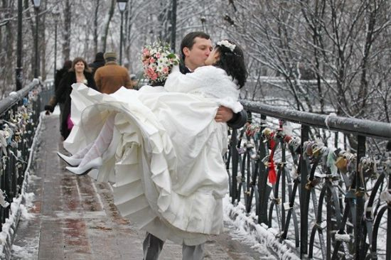 Best romantic places for dating in Kiev