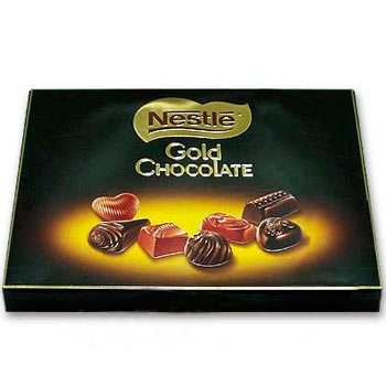 Chocolates Nestle